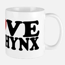 I Love My Sphynx Mug