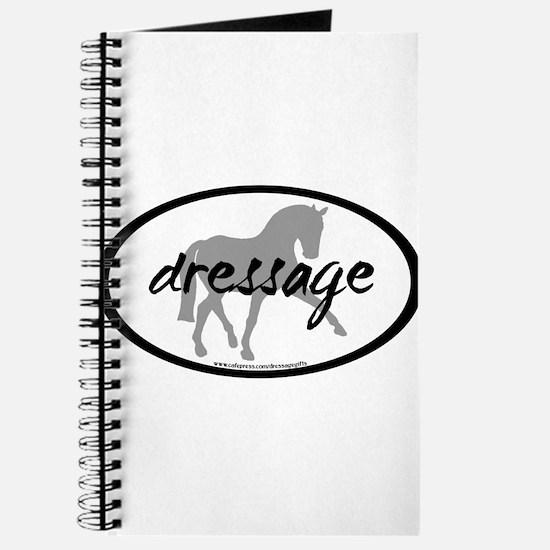 Dressage Sidepass w/ Text Journal