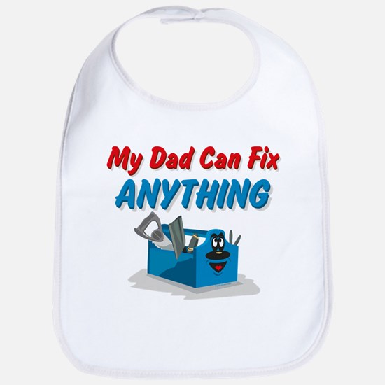 Fix Anything Dad Bib