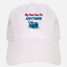 Fix Anything Dad Baseball Baseball Cap