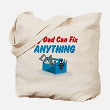 Fix Anything Dad Tote Bag