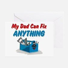 Fix Anything Dad Greeting Card