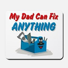 Fix Anything Dad Mousepad