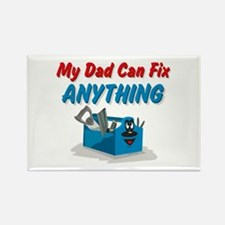Fix Anything Dad Rectangle Magnet