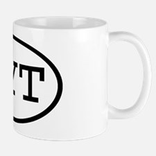 TYT Oval Mug