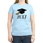 2017 Graduation Women's Light T-Shirt