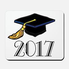 2017 Graduation Mousepad