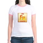 Iron Jr. Ringer T-Shirt