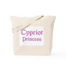 Cypriot Princess Tote Bag