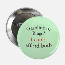 "gas or bingo 2.25"" Button"
