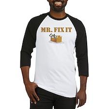 Mr. Fix-It 2 Baseball Jersey