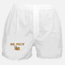 Mr. Fix-It 2 Boxer Shorts