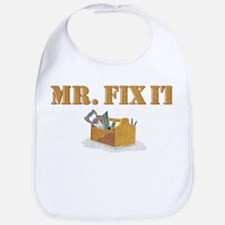 Mr. Fix-It 2 Bib