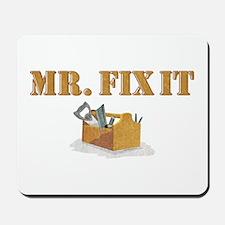 Mr. Fix-It 2 Mousepad