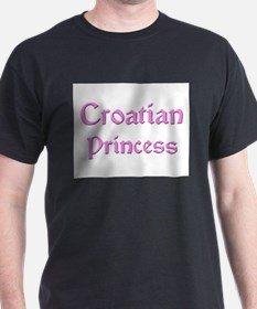 Croatian Princess T-Shirt
