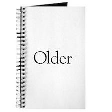 Older (middle child) Journal