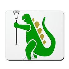 Lacrosse Laxasaurus 1 Mousepad