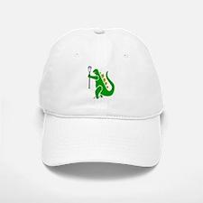 Lacrosse Laxasaurus 1 Baseball Baseball Cap