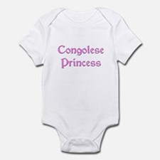 Congolese Princess Infant Bodysuit