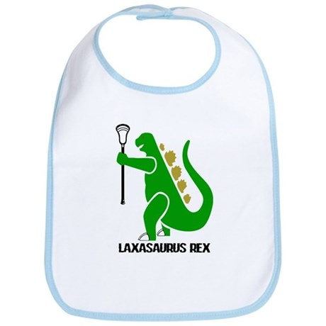 Lacrosse Laxasaurus 1 Bib