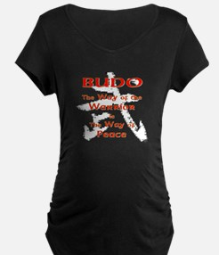 Budo - The Way of the Warrior T-Shirt