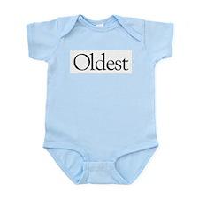 Oldest (first born) Infant Bodysuit