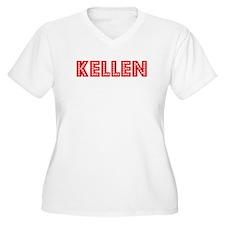 Retro Kellen (Red) T-Shirt