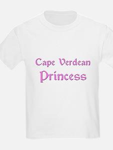Cape Verdean Princess T-Shirt