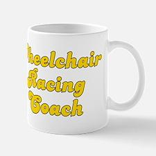 Retro Wheelchair .. (Gold) Mug