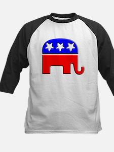 Vote Republican 2008 Kids Baseball Jersey