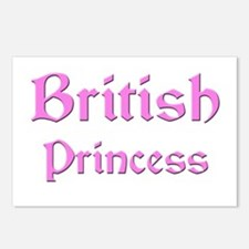 British Princess Postcards (Package of 8)