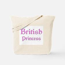British Princess Tote Bag