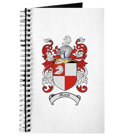 Marsh Family Crest Journal