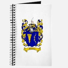 Maloney Family Crest Journal