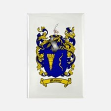 Maloney Family Crest Rectangle Magnet (10 pack)