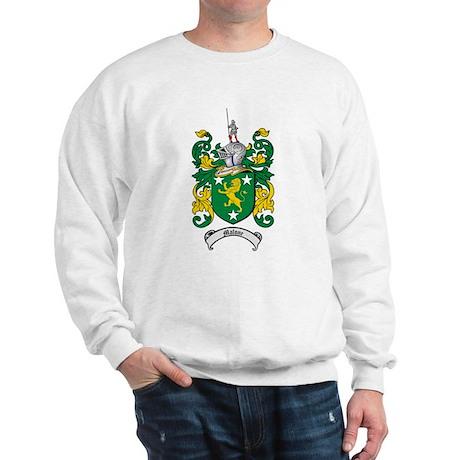 Malone Family Crest Sweatshirt