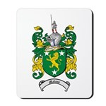 Malone Family Crest Mousepad