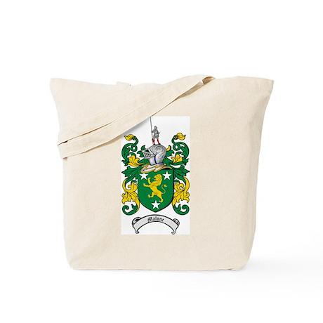 Malone Family Crest Tote Bag