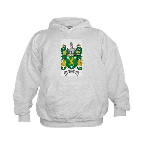 Malone Family Crest Kids Hoodie