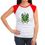 Malone Family Crest Women's Cap Sleeve T-Shirt