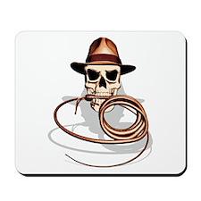 Mr. Jones Skull Mousepad