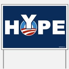 Obama/Hype Yard Sign