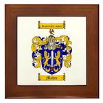 Maher Family Crest Framed Tile