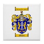 Maher Family Crest Tile Coaster