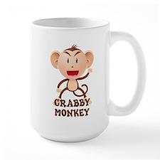 Crabby Monkey Mug