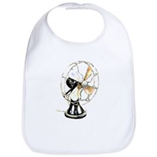 Riyah-Li Designs Vintage Fan Bib