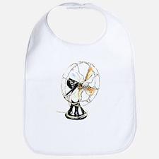 Riyah-Li Designs Vintage Fan Bib