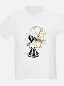 Riyah-Li Designs Vintage Fan T-Shirt