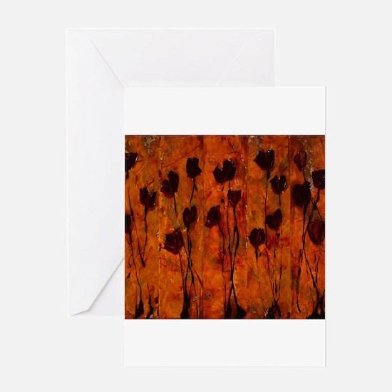 FLOWER~Sweet Tulip Truffles-100M~ Greeting Card