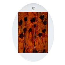 FLOWER~Sweet Tulip Truffles-100M~ Oval Ornament
